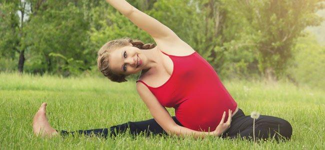 Ejercicio físico en el embarazo
