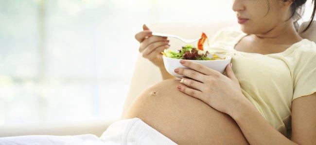 Dieta embarazo semana 40 de gestación