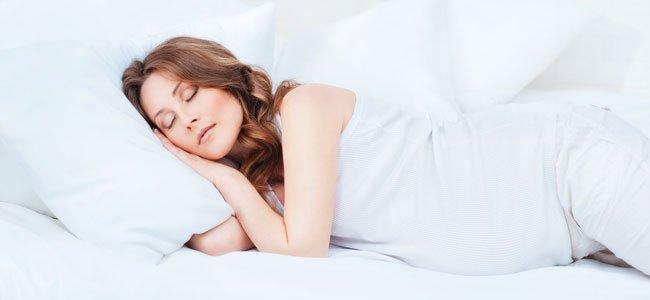 Mejor posicion para dormir durante el embarazo