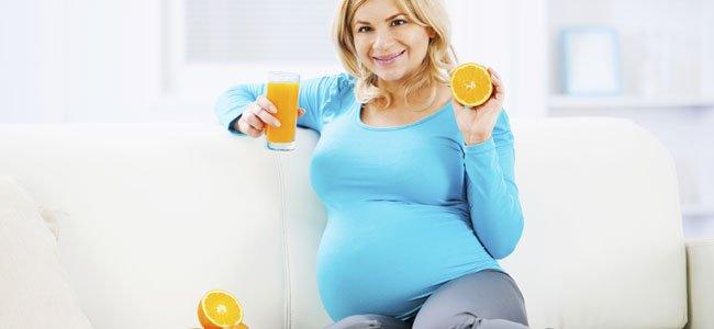 La salud en el embarazo