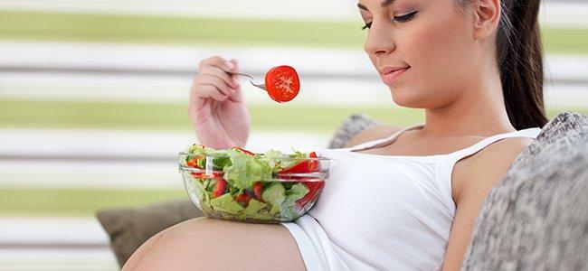 Guía de la correcta alimentación para la embarazada