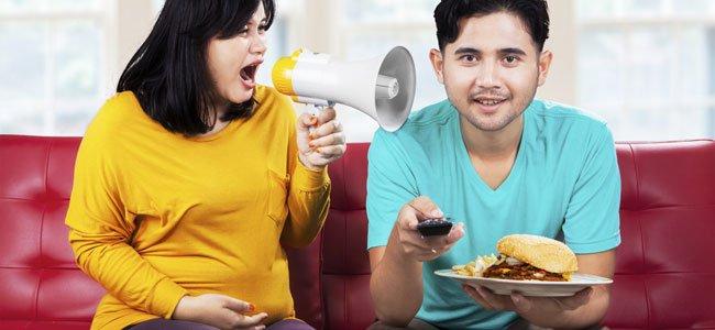 Errores de los padres en el embarazo