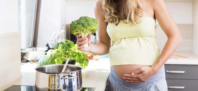Hierro en el embarazo