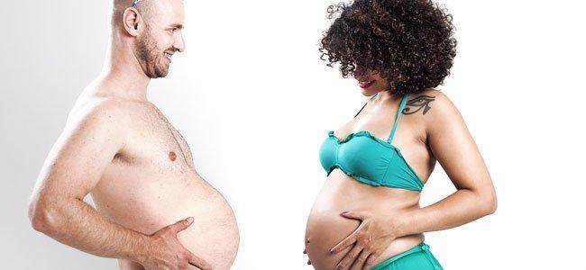 El síndrome de Couvade o embarazo en los hombres