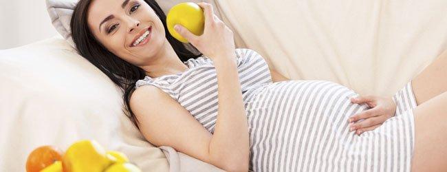Menús para las 40 semanas de embarazo