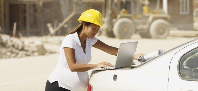 Riesgos laborales para las embarazadas