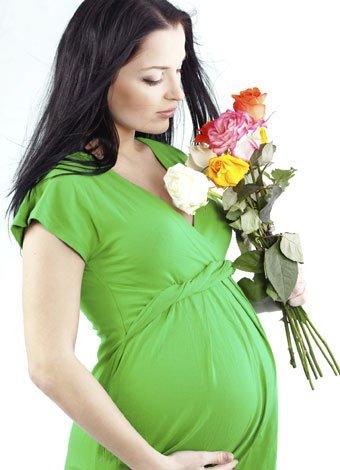 El sentido del olfato en el embarazo