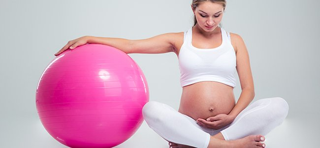 Pilates en el parto