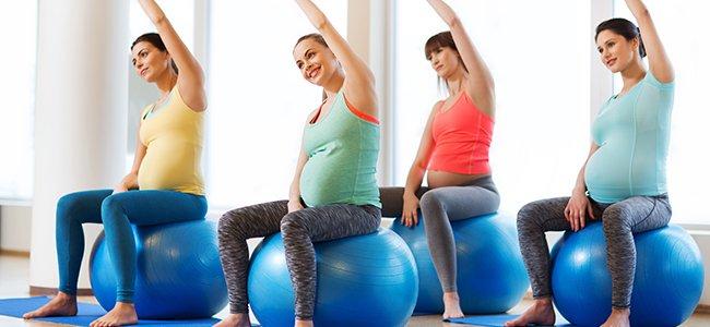 Metodo Pilates en el embarazo