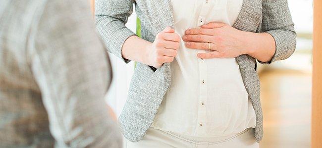 Compras y moda en el embarazo