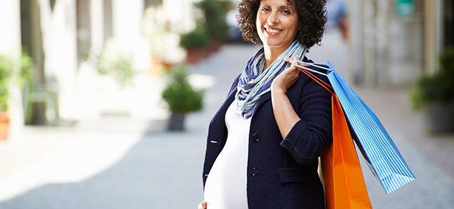 Cómo vestirse durante el embarazo