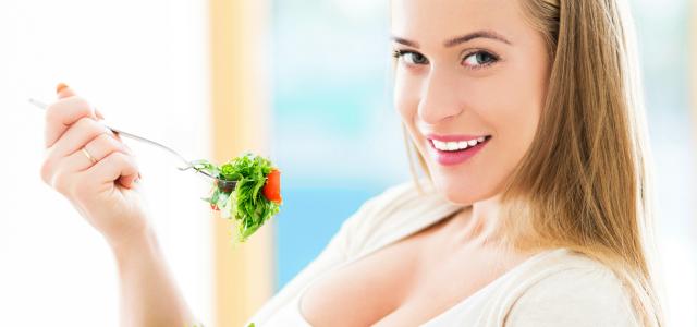 Frutas y verduras para el embarazo
