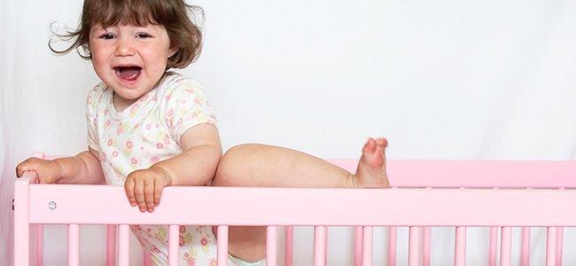 Errores de los padres al acostar a los niños y bebés