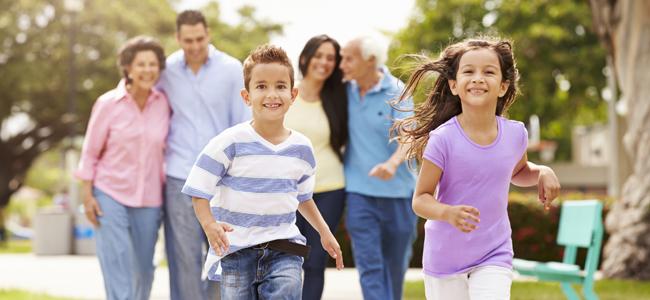 niños herencia latina
