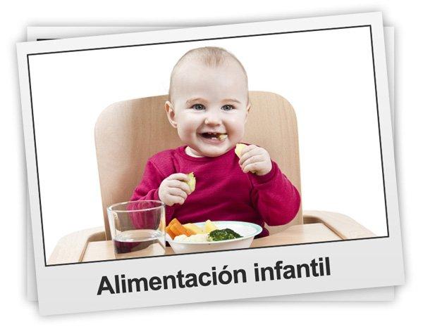 Alimentación del bebé: papillas leche materna recetas biberón