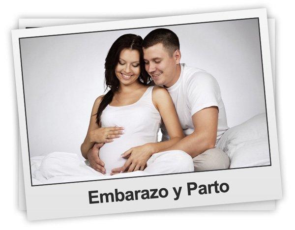 Embarazo, la embarazada, síntomas, etapas de los embarazos y parto del bebé