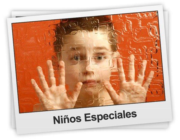 Niños con necesidades especiales: Síndrome de Down, Autismo, Asperger, Hiperactividad