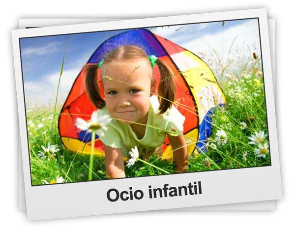 Ocio infantil. Actividades culturales y deportes con niños y bebés