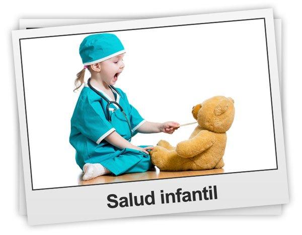 Salud Infantil. Revista sobre la salud de los bebés, niños y niñas