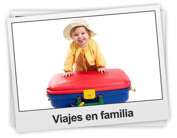 Guía de viajes de vacaciones con niños y bebés. Vacaciones en familia.