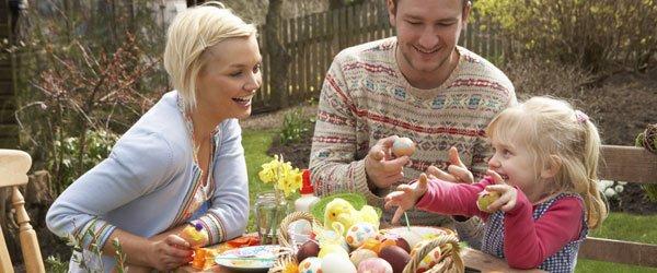 Planes para Pascua con los niños
