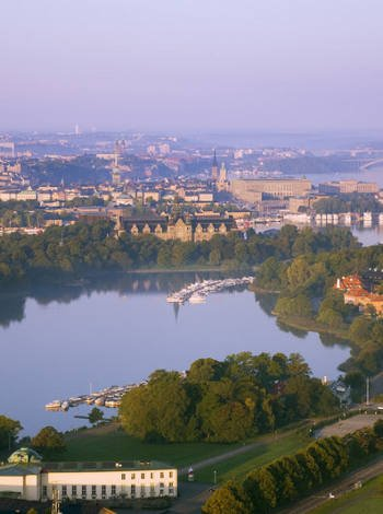 Viaje a Estocolmo con niños