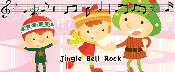 Jingle Bell Rock Villancicos En Inglés Para Niños