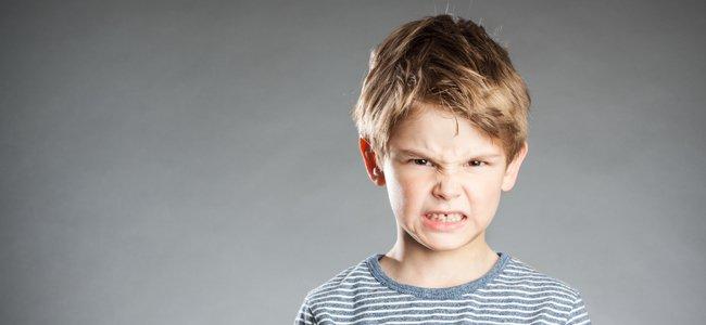 Cuentos para niños agresivos
