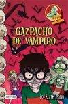 Libro para niños: Gazpacho de vampiros