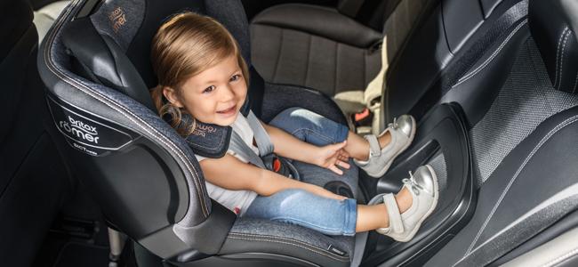 Sillas de coche para niños a contramarcha