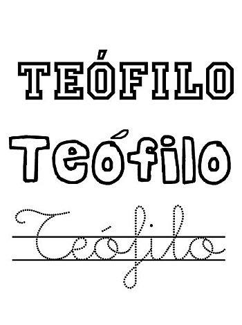 Día de santo Teófilo, 20 de diciembre, nombres para niño