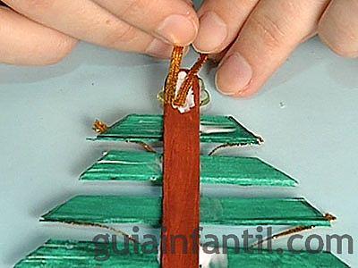 árbol de lentejuelas 5
