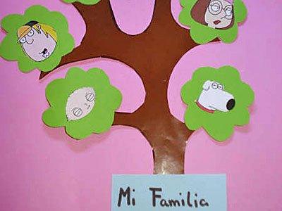 Cómo hacer un árbol genealogico. Paso 4