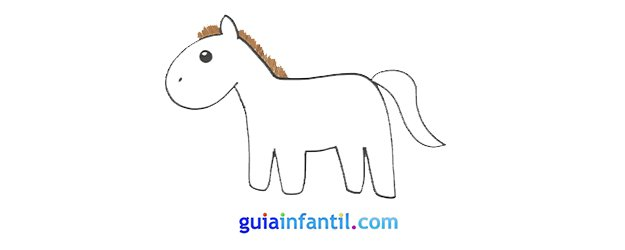 Cmo hacer un dibujo de un caballo paso a paso