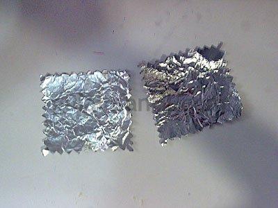 Corazón de pasta de sal. Paso 4