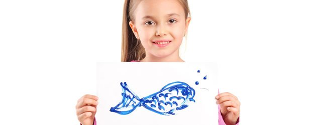 Dibujar animales marinos
