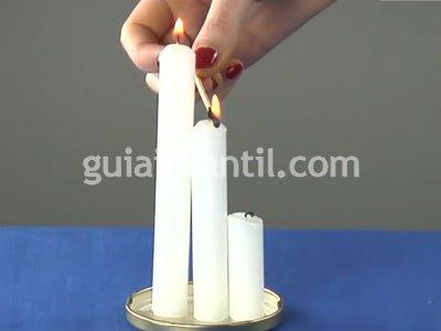 Apagando a vela - 3 9