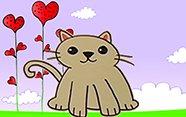 Video para aprender a dibujar un gato.