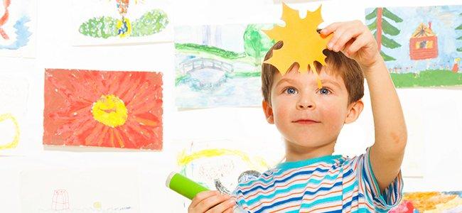Manualidades con espumoso o foam para niños