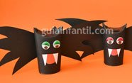 Murciélago de Halloween