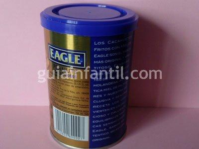 Manualidad de hucha de lata. Paso 1.