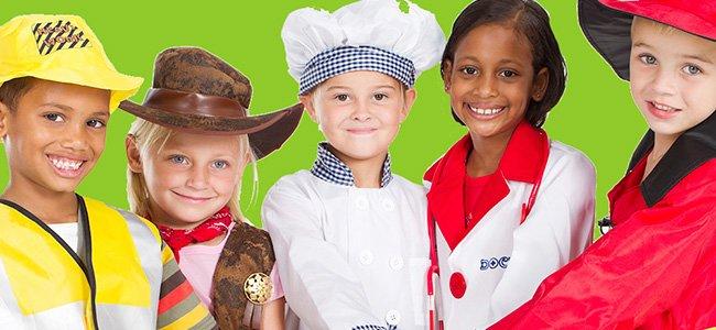 Disfraces caseros para niños. Manualidades infantiles