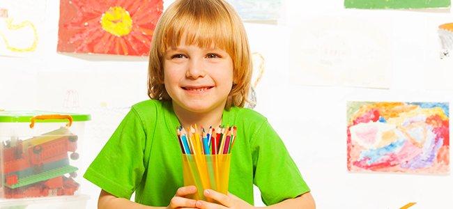 Manualidades fáciles para niños de 4 años