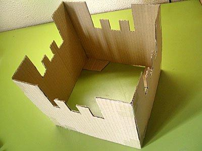 Manualidades con cajas