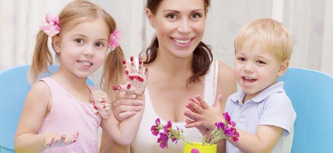 Manualidades de reciclaje para regalar en el Día de la Madre.
