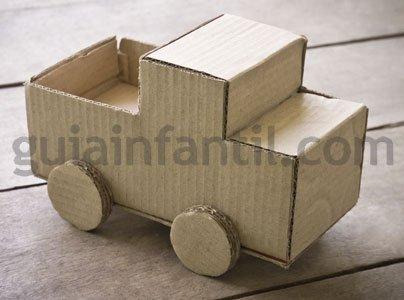 Como hacer un autobus de material reciclado for Como construir piletas de material