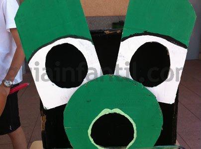 Manualidades de reciclaje. Cómo hacer un tren