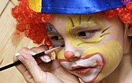 Maquillajes de fantasía para niños