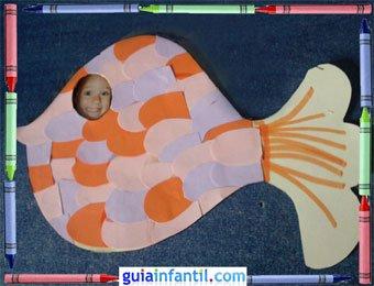 Marco de pez