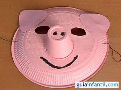 Máscara de cerdo 6